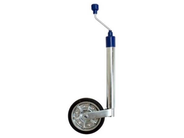 Докладніше про Опорні колеса та опорні ноги для причепів і фургонів